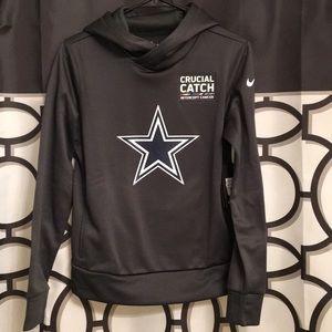 Dallas Cowboys Fleece Sweatshirt Dri-Fit